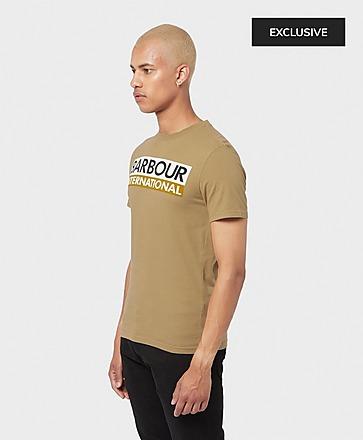 Barbour International Cap T-Shirt - Exclusive