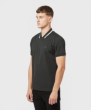 Michael Kors Tech Zip Polo Shirt