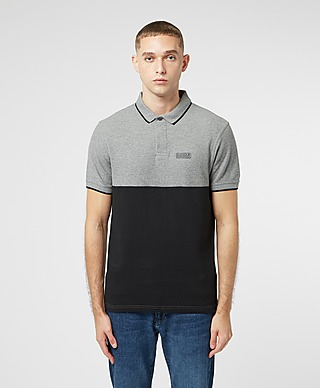 Barbour International Block Polo Shirt