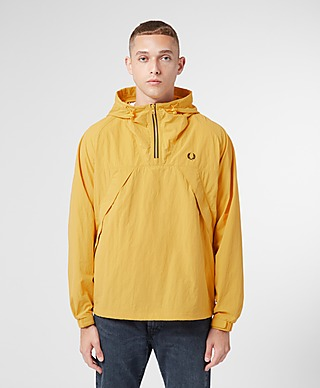 Fred Perry Half Zip Shell Jacket