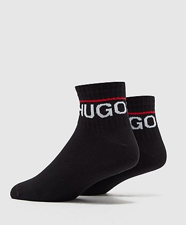HUGO 2 Pack Sport Socks