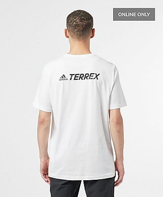 adidas Terrex Graphic Rocklogo T-Shirt