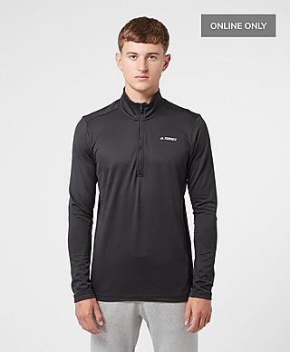 adidas Terrex Tech Half Zip Sweatshirt