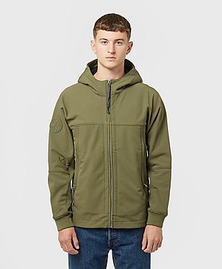 Pretty Green Soft Shell Jacket