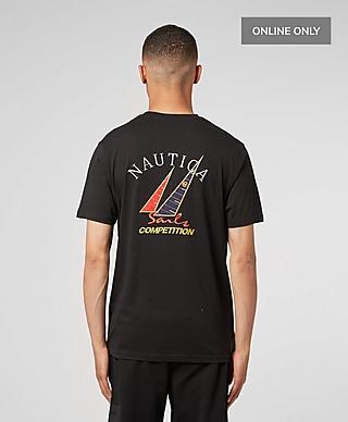Nautica Competition Trim Back Logo T-Shirt