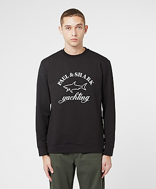 Paul and Shark Logo Sweatshirt