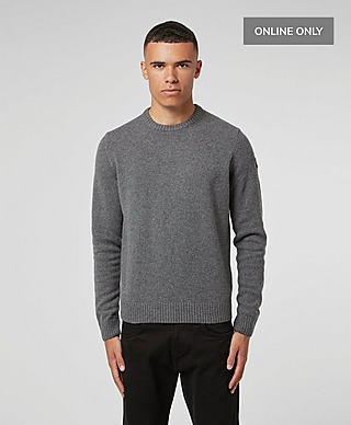 Paul and Shark Core Knitted Jumper