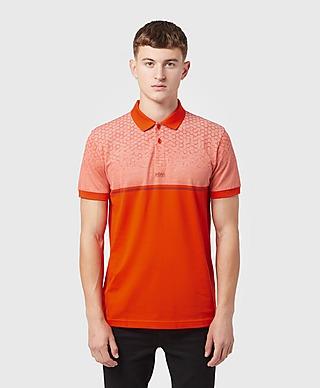 BOSS Paddy Half Panel Polo Shirt