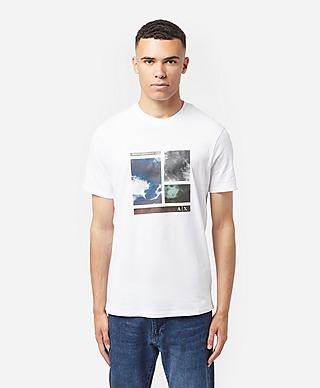 Armani Exchange Cloud Graphic T-Shirt