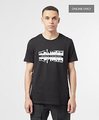 Armani Exchange City Skyline T-Shirt