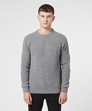Barbour Wool Shore Knitted Jumper