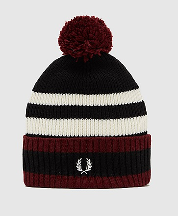 Fred Perry Chunky Bobble Hat
