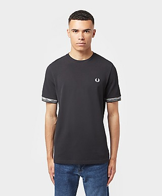 Fred Perry Space Dye Twin Tipped T-Shirt