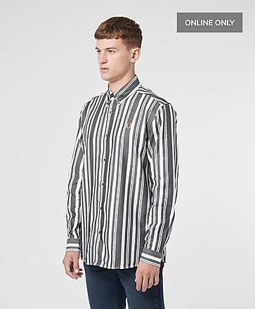 Fred Perry Monotone Stripe Shirt