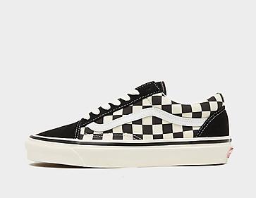 Vans Anaheim Old Skool Checkerboard Women's