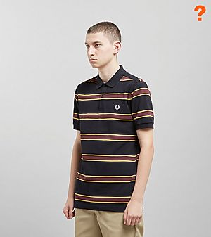 933feaac2 Exclusive Fred Perry Stripe Polo size? Exclusive