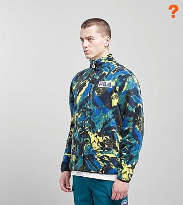 Fila Polsa Print Fleece - size?exclusive