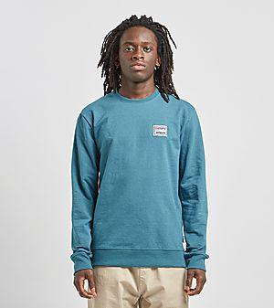 1e972550fcf0 Patagonia Shop Sticker Crewneck Sweatshirt ...