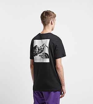 169581ee3b The North Face T-Shirt SS Graphic ...