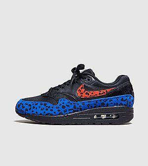 b5a3aa4fba Nike Air Max 1 Premium 'Black Leopard' ...