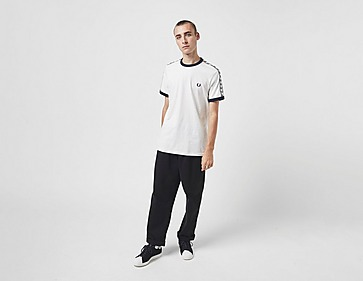 Fred Perry Taped Ringer T-Shirt