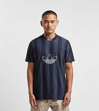 2e6576e4b37 adidas Originals Stripes Jersey T-Shirt