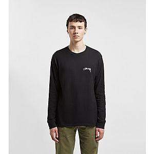 Stussy Modern T Longues Post À Roots Manches Shirt wkuZTPiOX