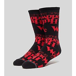 2018 buty oficjalny dostawca Cena hurtowa HUF Issue Socks