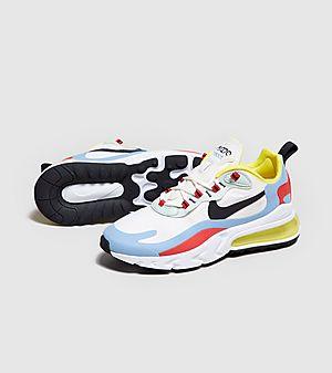 Womens - Nike Air Max 270 React   Size?