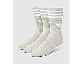 grey-adidas-originals-3-pack-crew-socks