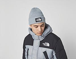grey-the-north-face-tnf-logo-beanie