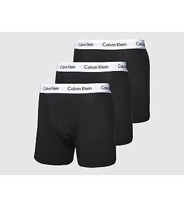 Calvin Klein Underwear 3-Pack Trunks