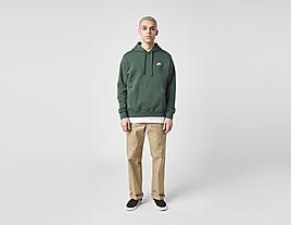 green-nike-foundation-overhead-hoodie