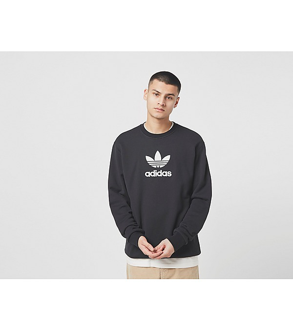 black-adidas-originals-adicolour-premium-crew-sweatshirt