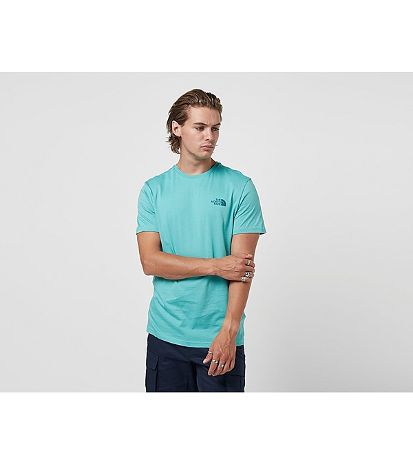 blue-the-north-face-simple-dome-t-shirt