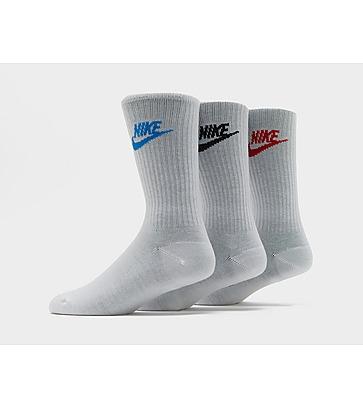 Nike Lot de 3 Paires de Chaussettes