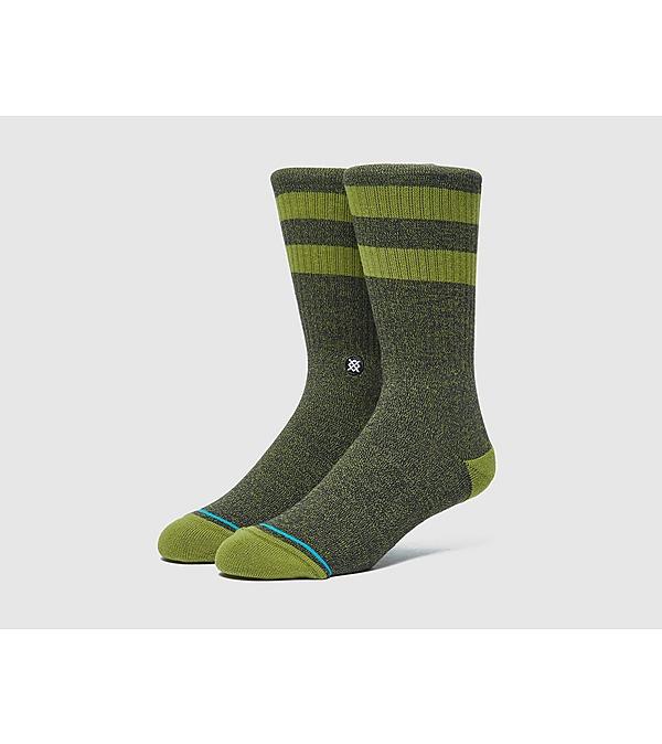 green-stance-joven-socks