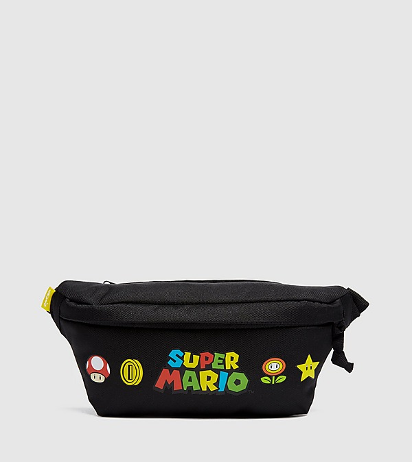 black-levis-mario-logo-bag