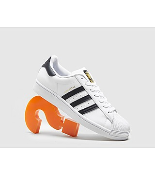 mens black & white adidas lacombe trainers | schuh