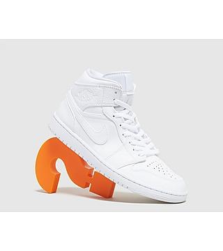 air jordan 1 orange junior