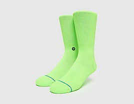 green-stance-icon-sock