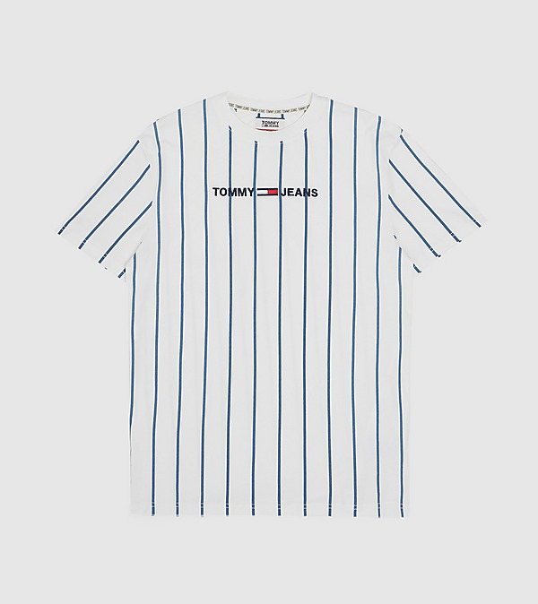 white-tommy-jeans-vertical-stripe-logo-t-shirt
