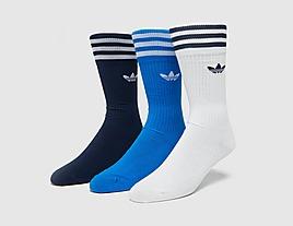 multi-adidas-originals-3-pack-crew-socks