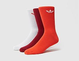 multi-adidas-originals-crew-socks-3-pairs