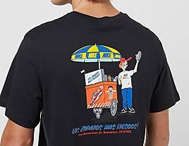 black-nike-food-cart-t-shirt