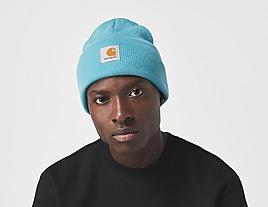 blue-carhartt-wip-watch-beanie-hat