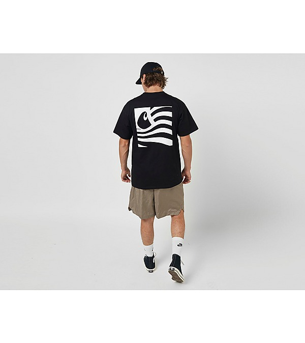 black-carhartt-wave-state-flag-t-shirt