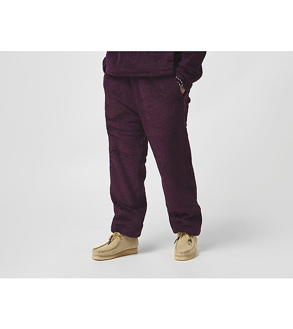 purple-carhartt-wip-fernie-polar-fleece-pant
