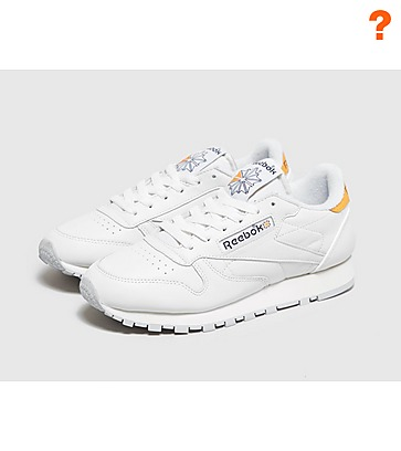 Reebok Classic Leather Dames - size? Exclusive