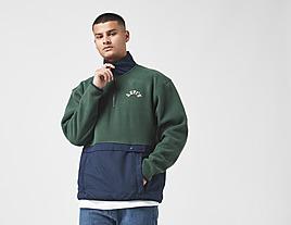 green-levis-polar-quarter-zip-fleece